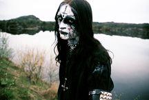 Black Metal / favorite black metal bands/artists
