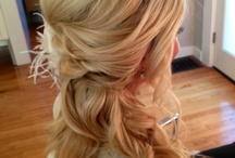 Wedding Hair / by Liz MacDonnell