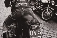 Rockers / Motorcycle subculture