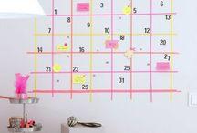 Déco Masking Tape / Des idées simples pour changer de décor en un clin d'œil !
