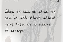 Words of Wisdom / by Suanne Washington