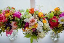 Bouquets de marriage
