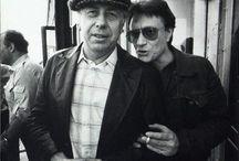 Андрей Миронов и Анатолий Папанов