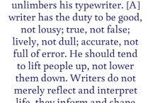 Write. Just write.