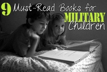 Military Family Resources / by Megan Elisabeth