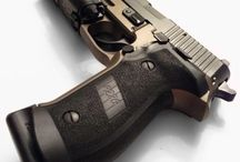 Armas Pistolas SubMetralhadoras
