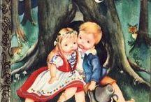 Old-school children's books