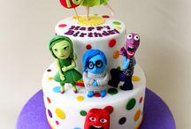 8th Birthday cake ideas