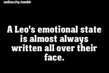 Leo all the way