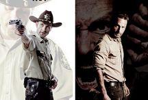 The Walking Dead / by Jeri Jo