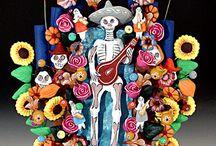 Dia de Los Muertos / .