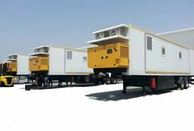Mobile Hospital & Mobile Clinic / MOBILE CLINIC  In order to answer needs of multiclinic approachs,OPTIMAhas created specialized and medical areas that can go from the simple healthcare center to the operating theatre able to answer the strictest clean-room environment rules.
