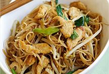 Rice and Rice Noodle Recipes