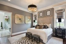 Master bedroom / by Ali Bunting