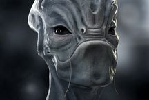 alien en universum
