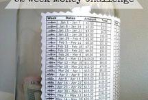 Money Saving Tips / by Sarah Barrow Peeler