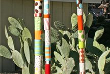 Bamboo pole ideas