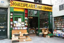 Shakespeare & Co., Paris / by Leilani Miller Learn