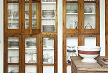 LakeHouse Cabinet Appliance Placement DETAILS / by Kari Clevinger