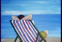 Painting ideas / by Kim Callan