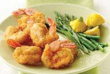 Mrs. Friday's® Seafood / King & Prince Seafood's signature line of battered and breaded seafood products, renowned in the industry for great taste and quality.