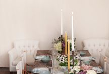 Tablescapes / by PutterQueen ................