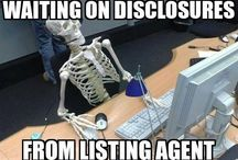 Real Estate Humor / Real Estate Agents need to laugh too.