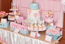 Little girl birthdays