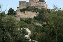 Slovenské hrady, zámky, kaštiele