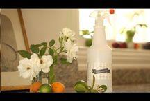 CLEAN + ORGANIZE / Fun & creative ways to clean & organize your home.