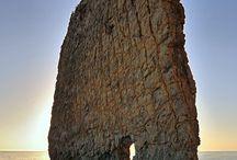 mare monti e rocce di ory