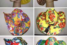 Chapéus de Chitas