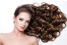 saç bakımı kuru