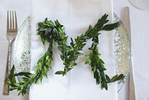 winter wedding inspiration  / by Courtney Spencer