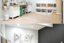 Playroom / by Amy Poppe