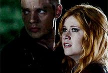 GIFS CLARY AND JACE