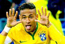 ♡ Neymar in work ♡