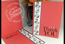 Cards Clean & Simple / in a Flash / Quick & Easy Cards / by Nancy Johnson