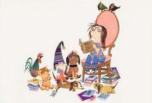 Fiep Westendorp-My favourite illustrator