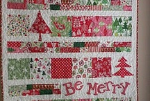 Quilts Christmas.