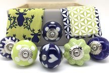 Inspirational Design Ideas / Using door knobs to transform home furnishing design