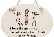 to all the friends / by Maria Edith Cruz Banda