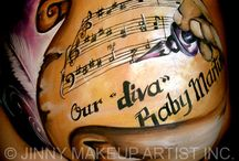 Belly Painting Inspiration