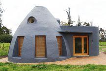 earthbag house