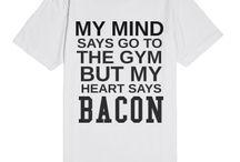 Bacon ❤️ / Tasty bacon