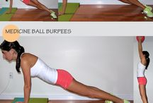 Body Pump Exercises / by Leeanna Yager-Delaney