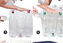 DIY Furniture pet bottle