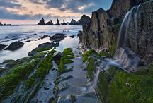 Nature Photography Asturias - Spain / Showcase of the beauty of the Spanish Asturian Coast.