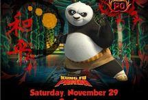 kung fu panda party