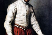 Men's clothes 16th and 17th centuries & Artetcetera